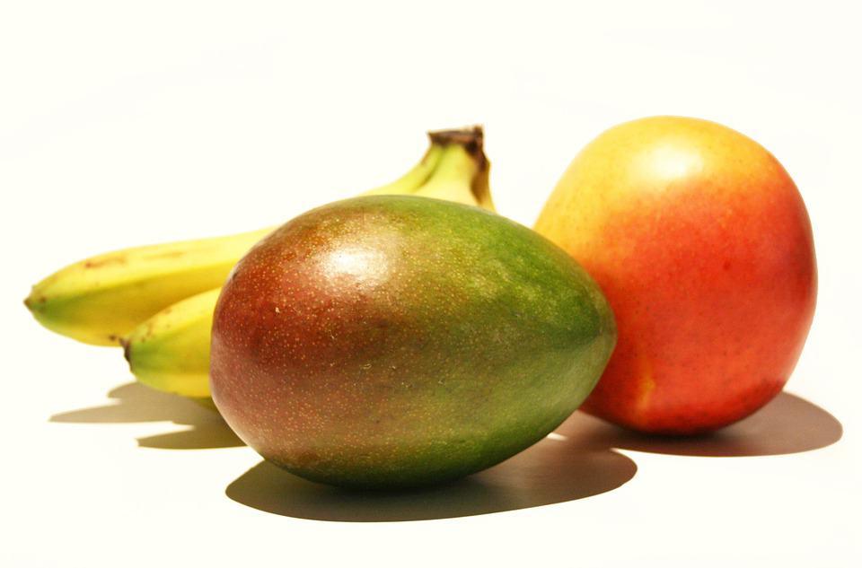 Frische Mango - Mangomax Test
